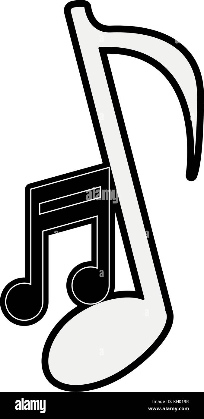 Notes music stock vector images alamy music notes symbol stock vector biocorpaavc