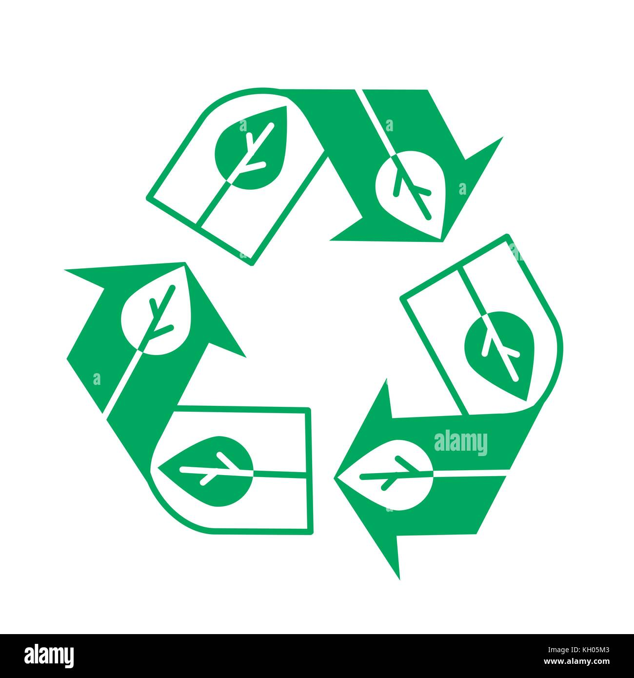 Recycled paper logo stock photos recycled paper logo stock concepts of processing paper in the view of the recycling icon in the form of a buycottarizona