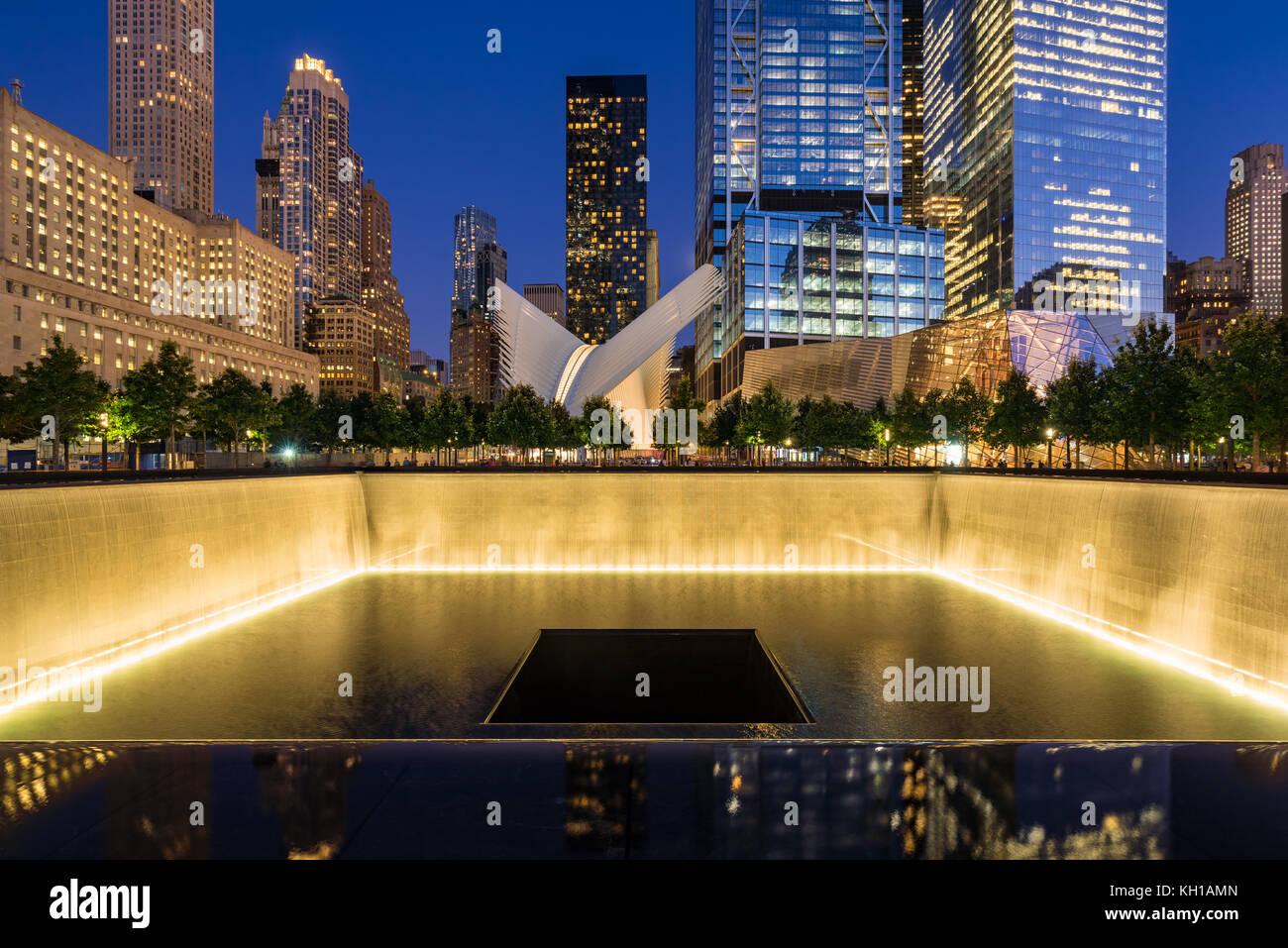 World Trade Center Memorial Stock Photos World Trade Center Memorial Stock Images Alamy