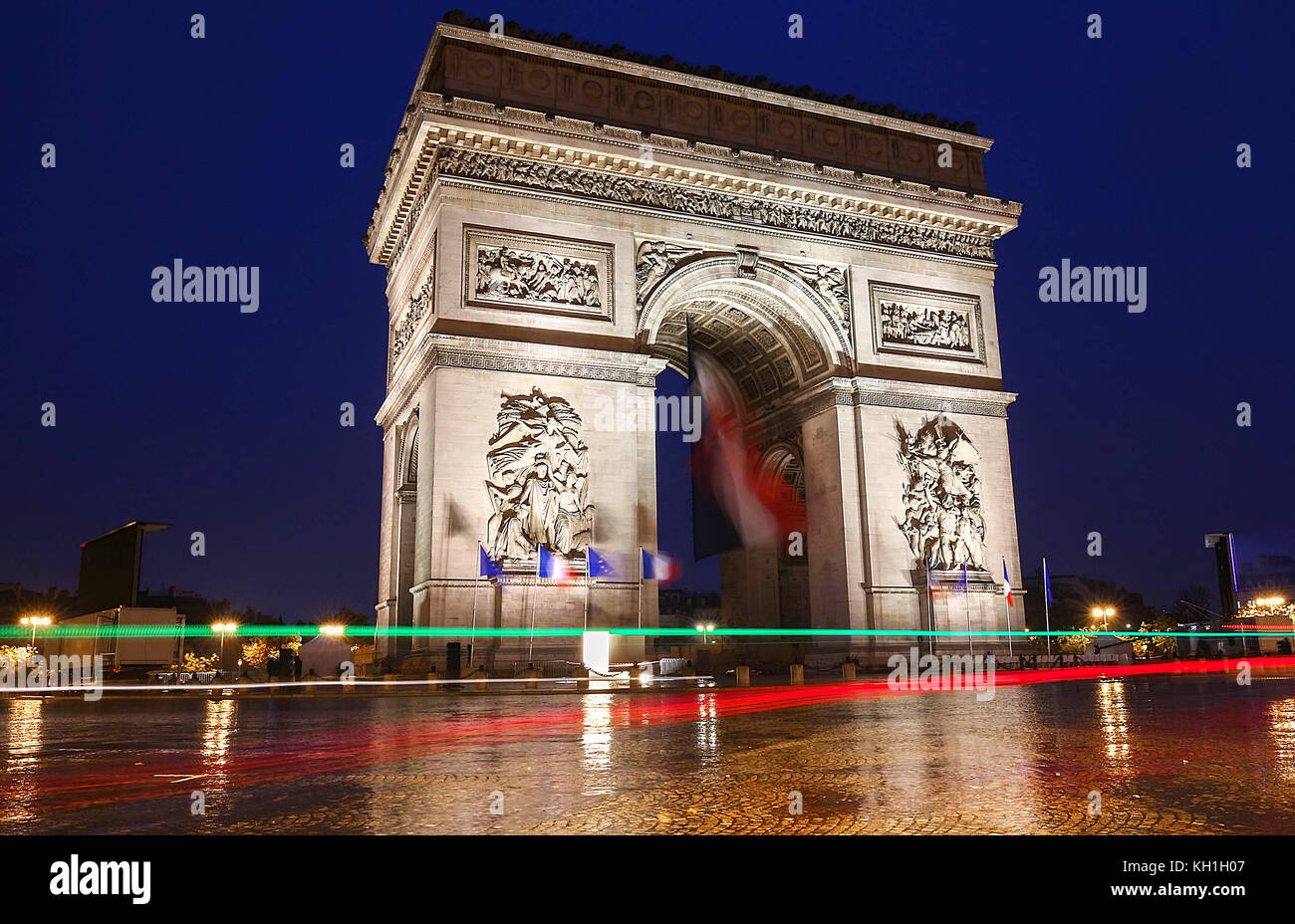 The most famous triumphal arches of the world 24
