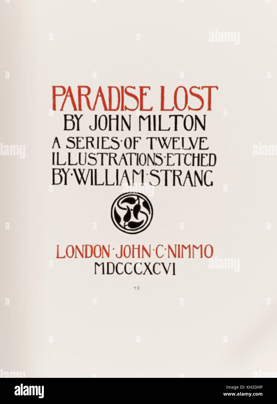 john milton 1608 1674 paradise lost Paradise lost (books i and ii) [john milton 1608-1674] on amazoncom free shipping on qualifying offers this reproduction was printed from a digital file created at the library of congress as part of an extensive scanning effort started with a generous donation from the alfred p sloan.