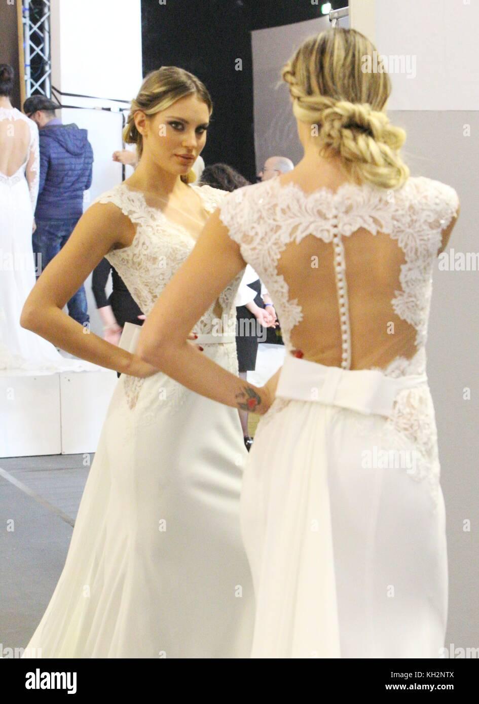 Francesca brambilla stock photos francesca brambilla for Local wedding dress designers
