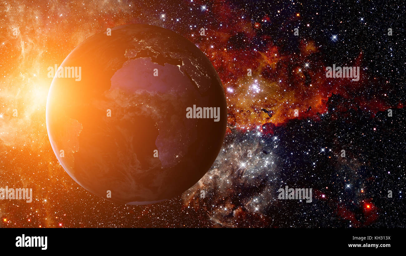 Beauty Of Earth Sunrise Science Fiction Space Wallpaper Incredibly Beautiful Planets Galaxies Dark And Cold Endless Universe Elements O