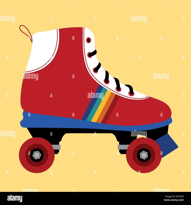 Roller Skate Disco Stock Photos & Roller Skate Disco Stock