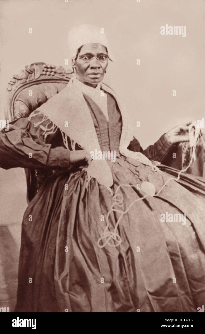 a biography of sojourner truth a slave The narrative of sojourner truth the subject of this biography, sojourner truth and was a freedom more to be desired by the master than the slave sojourner.