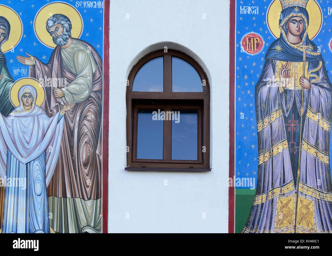 Church wall murals stock photos church wall murals stock for Church wall mural