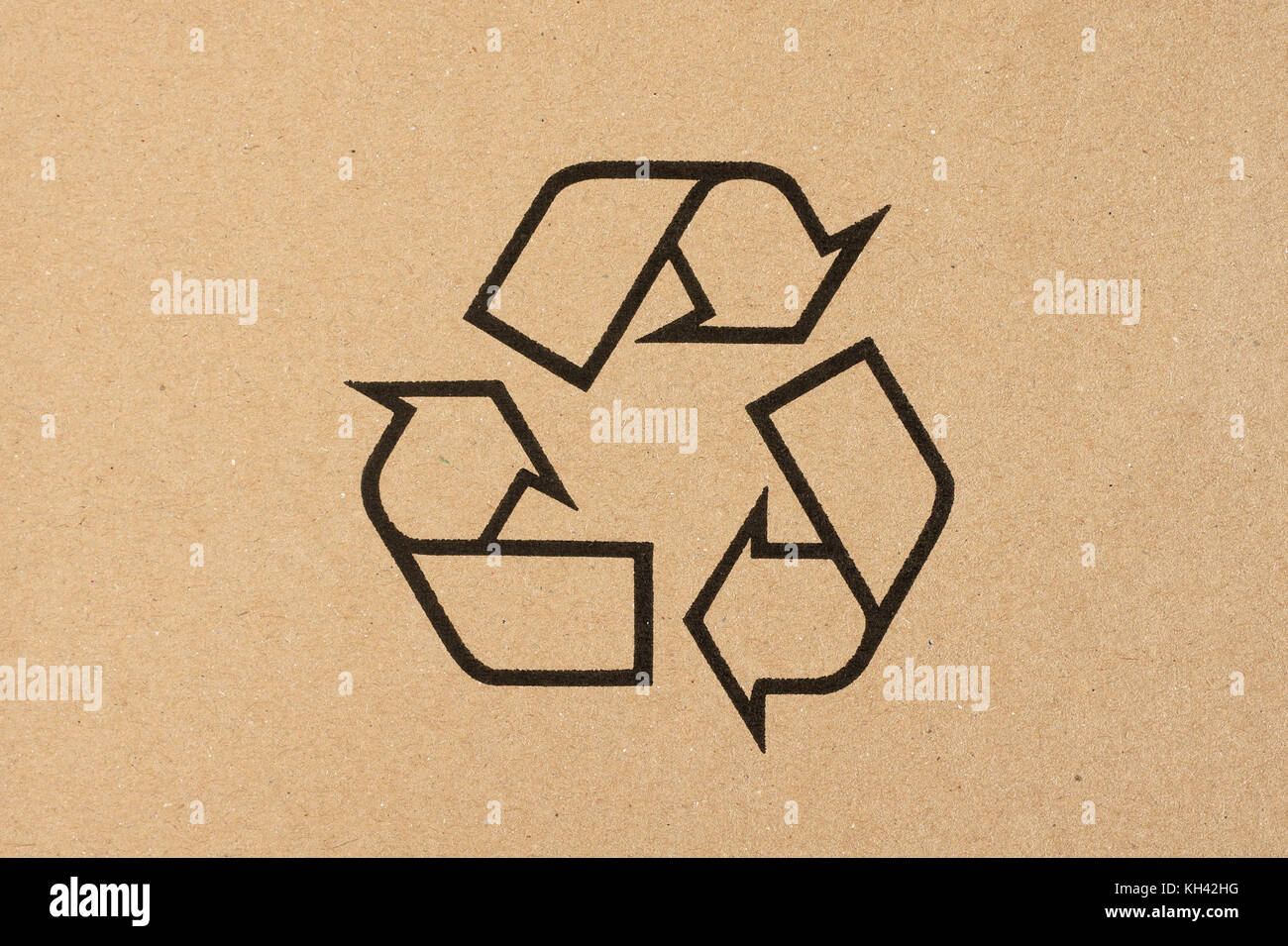 Recycling symbol for cardboard stock photos recycling symbol for recycling symbol for cardboard stock image biocorpaavc