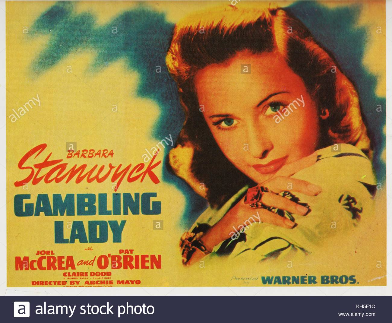 Gambling lady (1934)