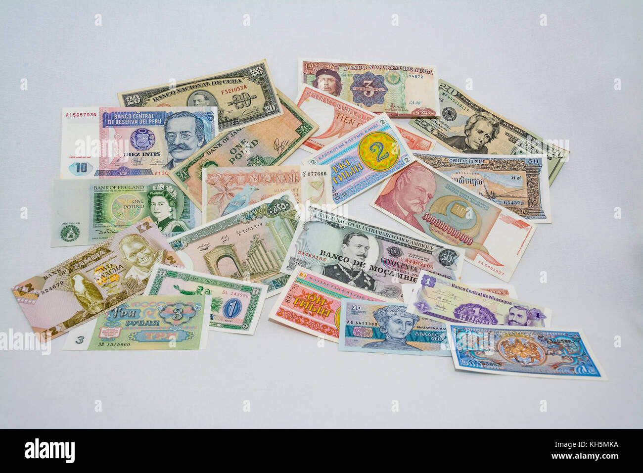 Various currencies stock photos various currencies stock images collage of various old and new international currency banknotes stock image buycottarizona Gallery