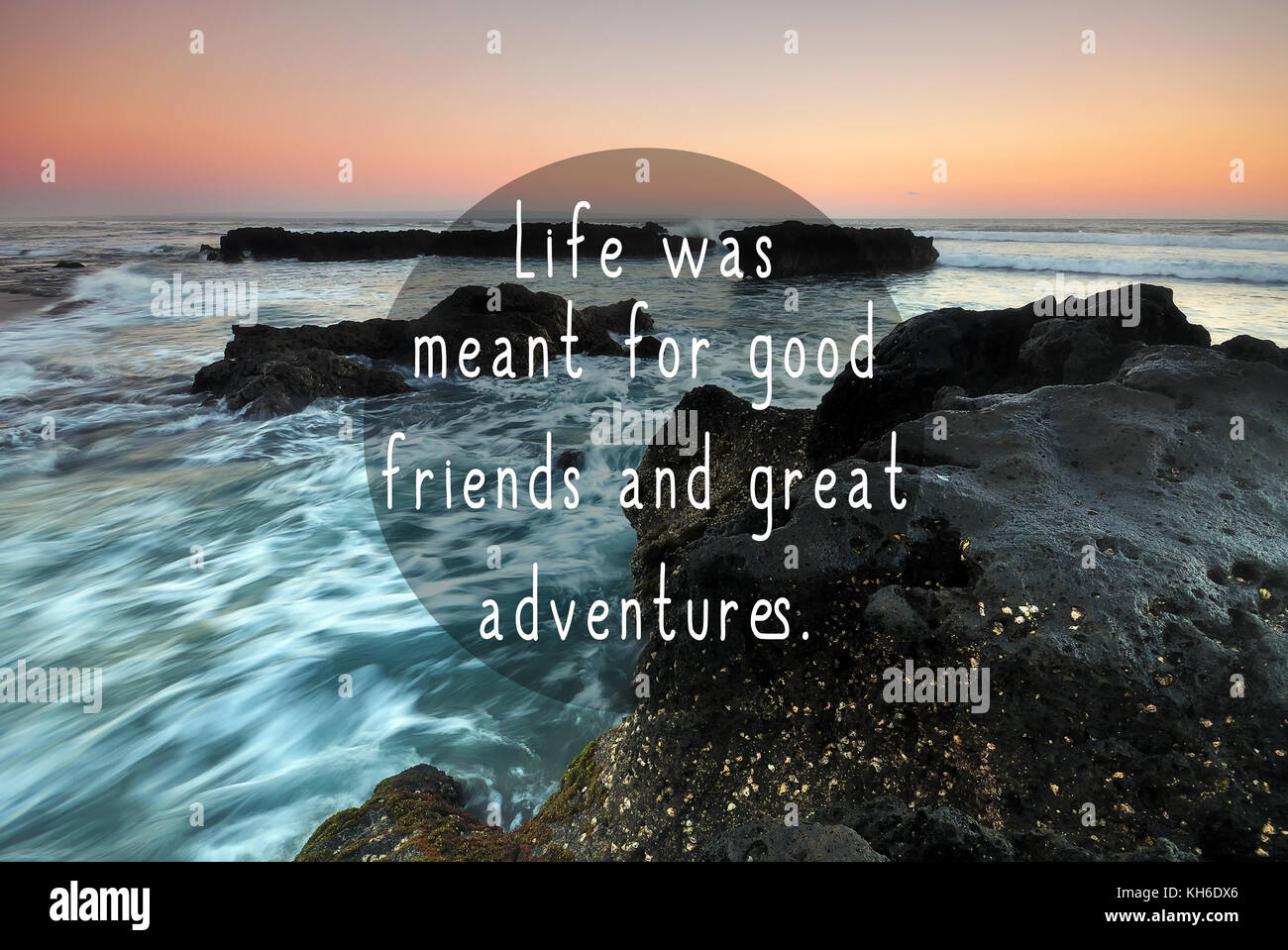 Great Inspirational Quotes About Life Travel Inspirational Quotes  Life Was Meant For Good Friends And
