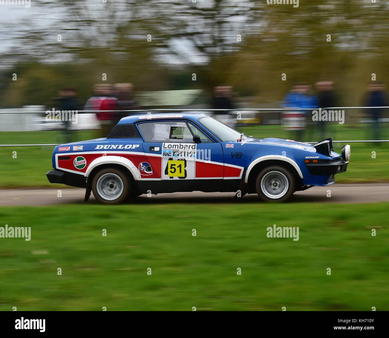 Triumph Tr7 V8 Stock Photos & Triumph Tr7 V8 Stock Images - Alamy