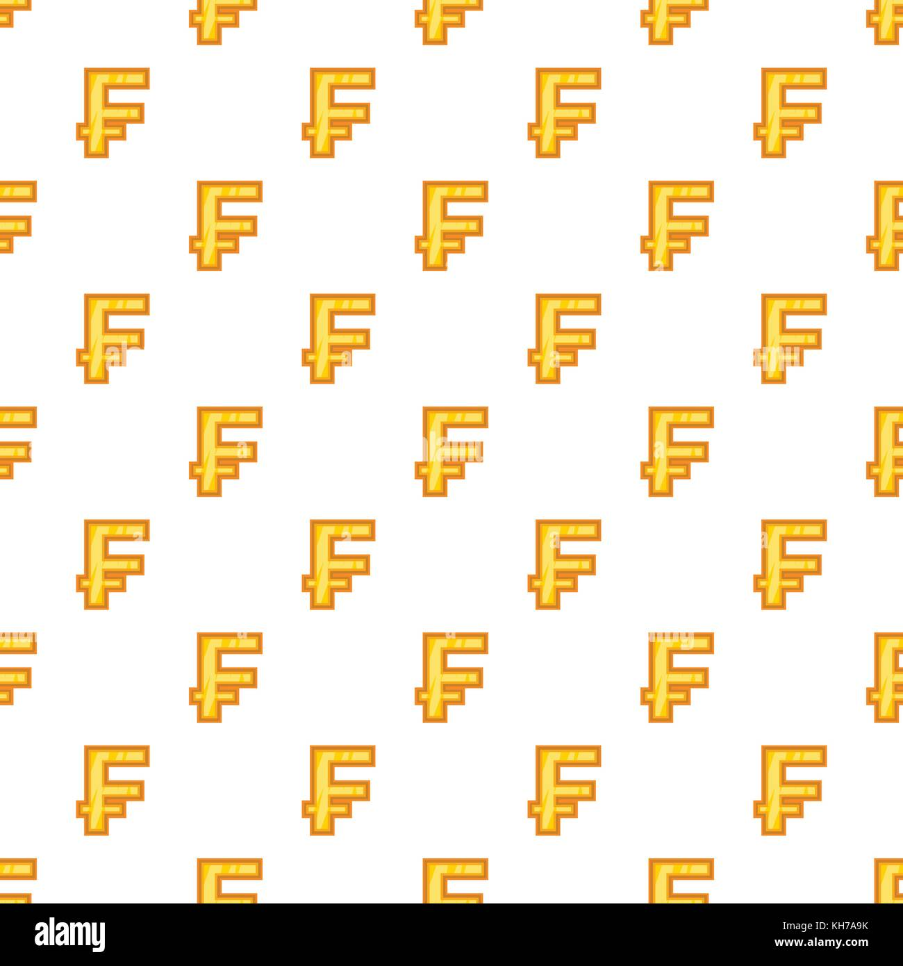 Franc currency symbol stock photos franc currency symbol stock swiss franc currency symbol pattern cartoon style stock image buycottarizona Choice Image