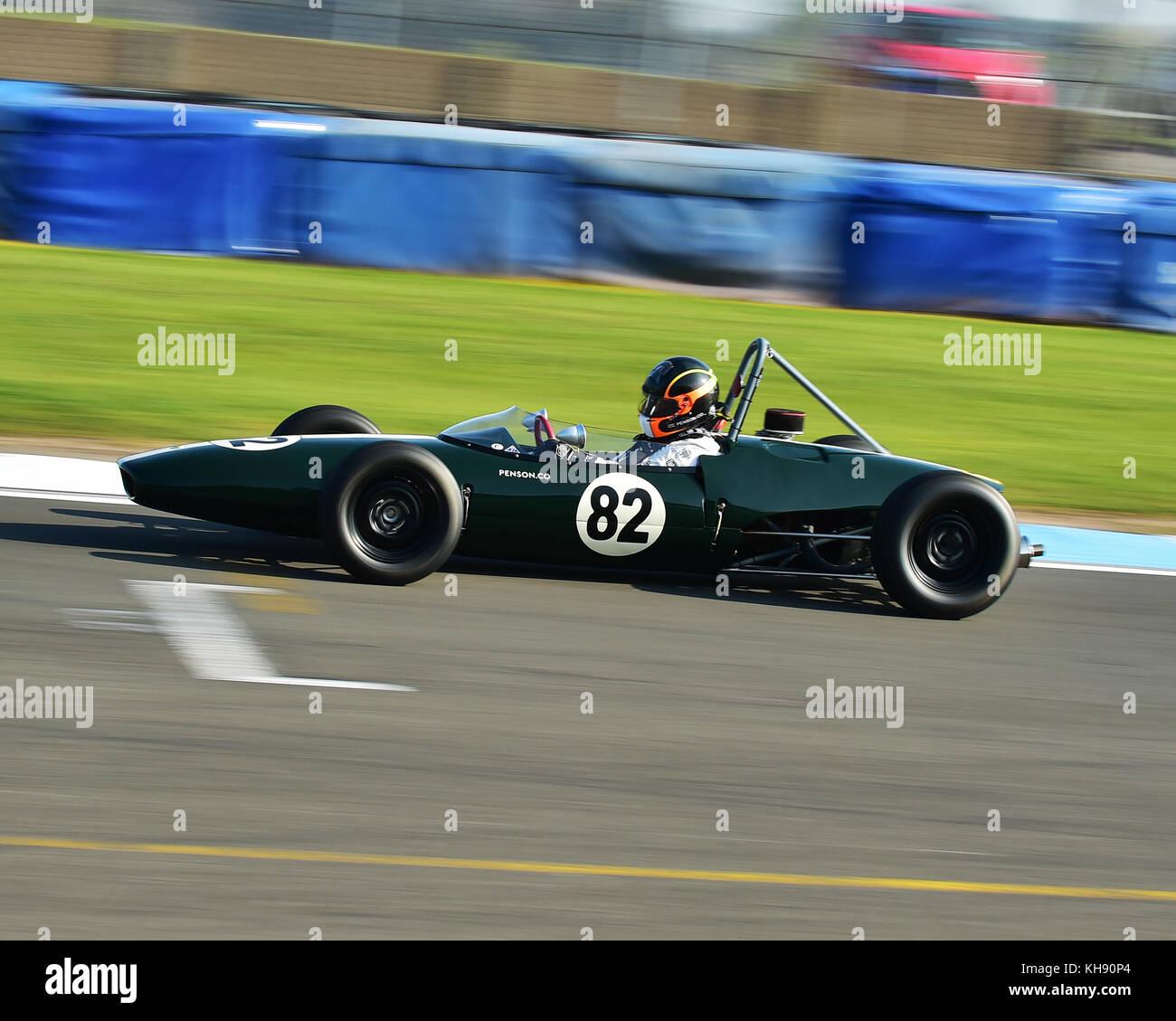 Lee Penson, Lotus 51A, Historic Formula Ford, HSCC, Season Opener ...