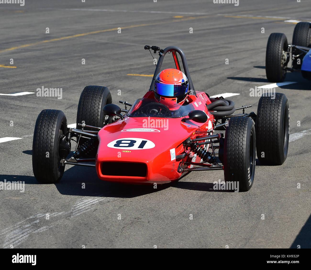 James Lovett, Lola T200, Historic Formula Ford, HSCC, Season ...