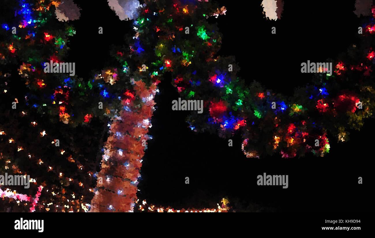Led christmas decoration stock photos led christmas for Christmas decoration 94