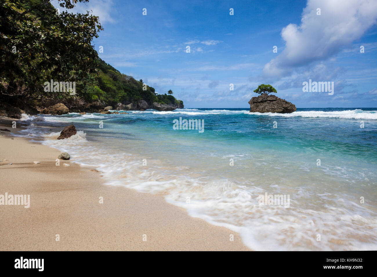 Indian cove stock photos indian cove stock images alamy for Flying fish cove christmas island