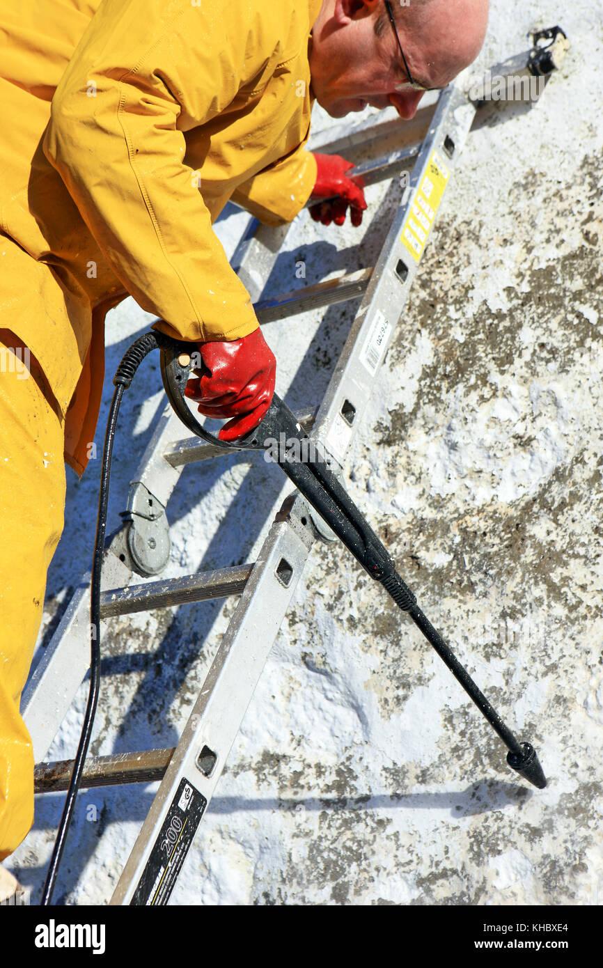 Strip Car Paint Pressure Washer