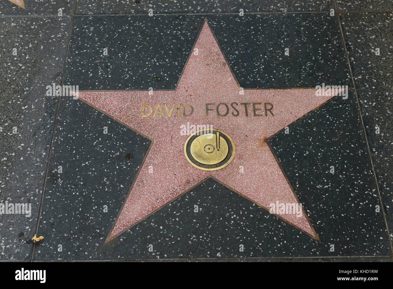 Car Park Near Hollywood Walk Of Fame