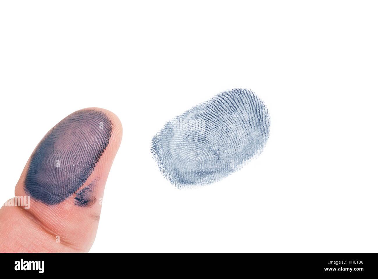 Latent Fingerprint Stock Photos Amp Latent Fingerprint Stock