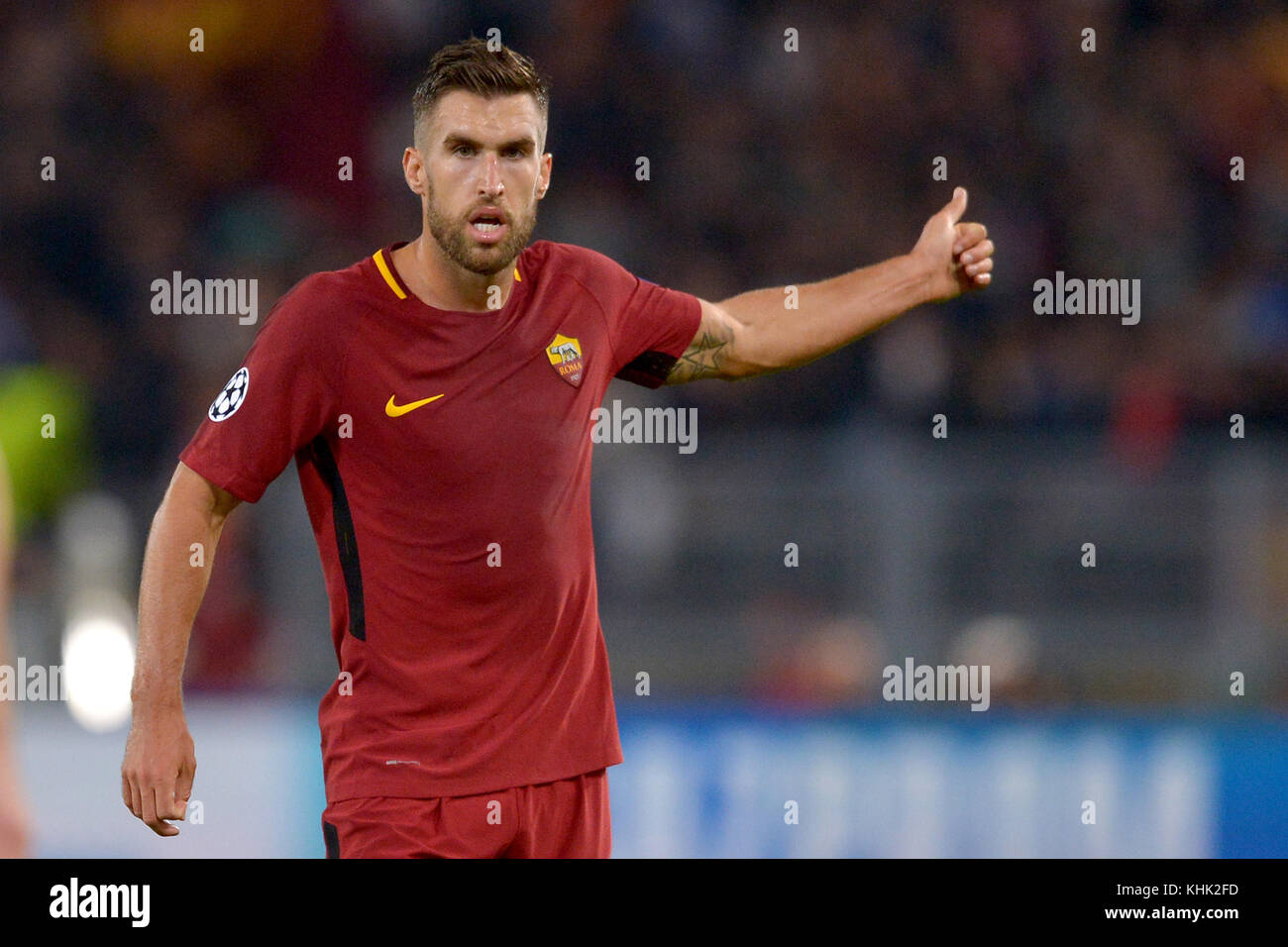 Kevin Strootman Stock s & Kevin Strootman Stock Alamy