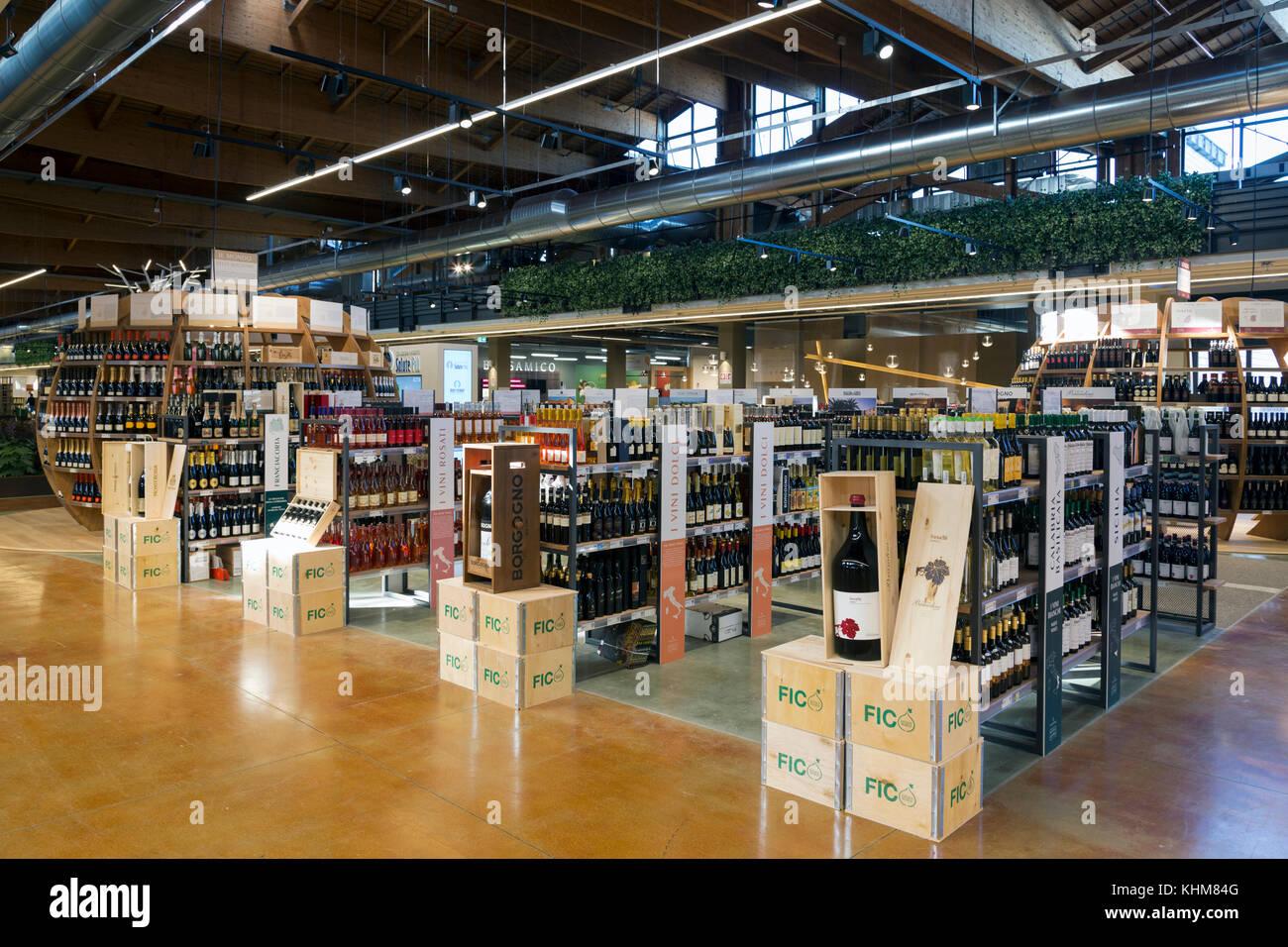 Fico Eataly World Bologna Stock Photos & Fico Eataly World Bologna ...