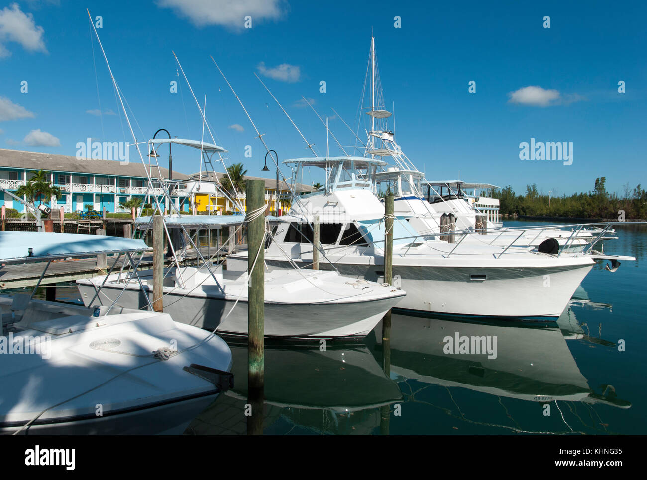 Lucaya bahama stock photos lucaya bahama stock images for Freeport fishing boats