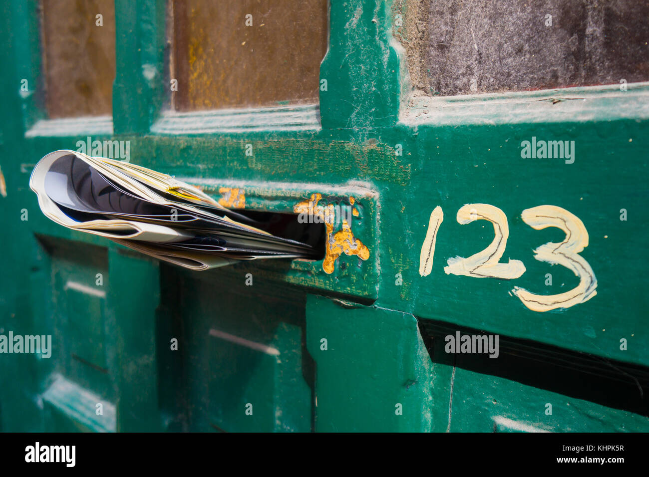 Letter Box Door Stock Photos & Letter Box Door Stock Images - Alamy