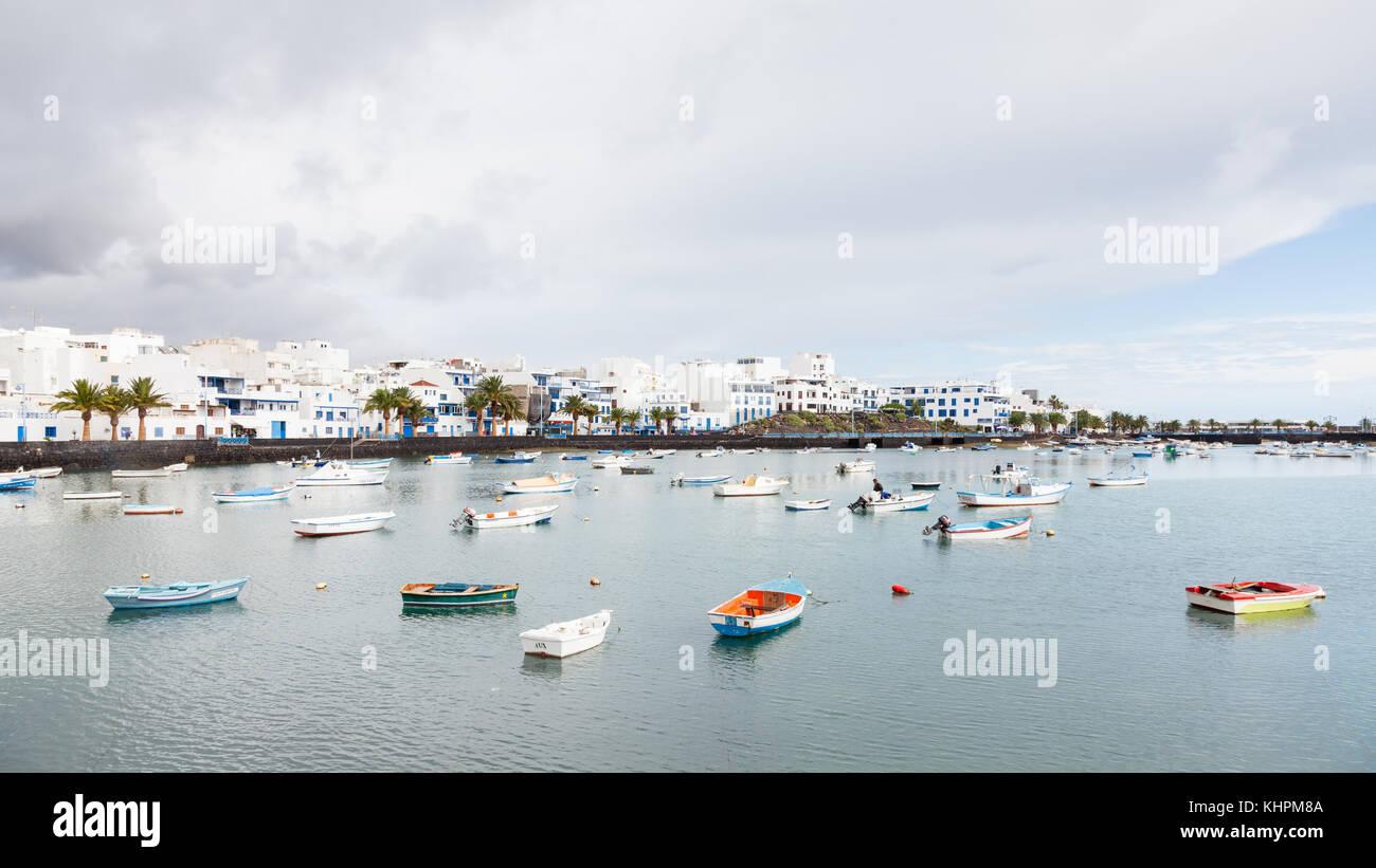 Spanish fishing vessels stock photos spanish fishing for City island fishing