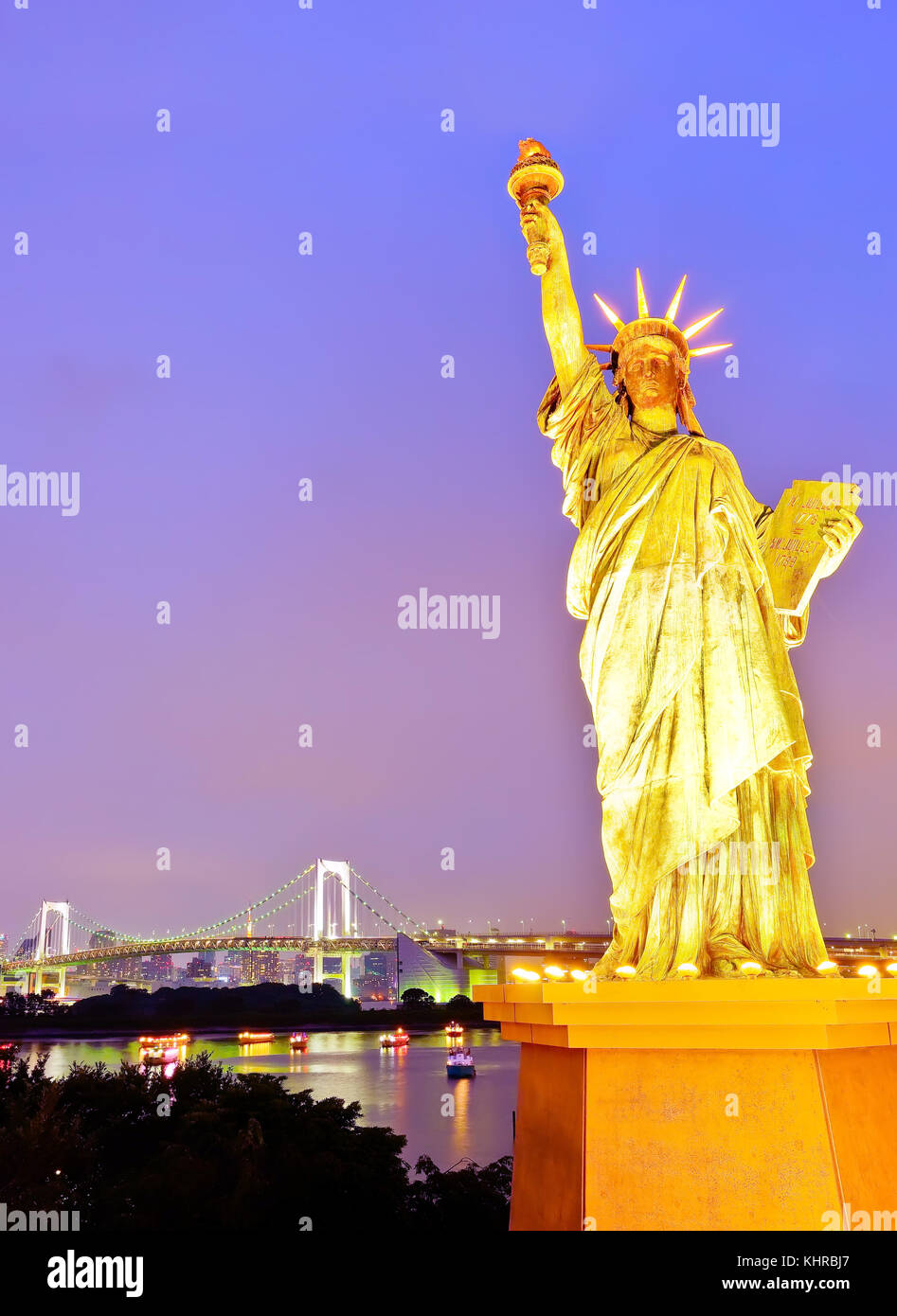 Statue Of Liberty Construction Stock Photos & Statue Of ...