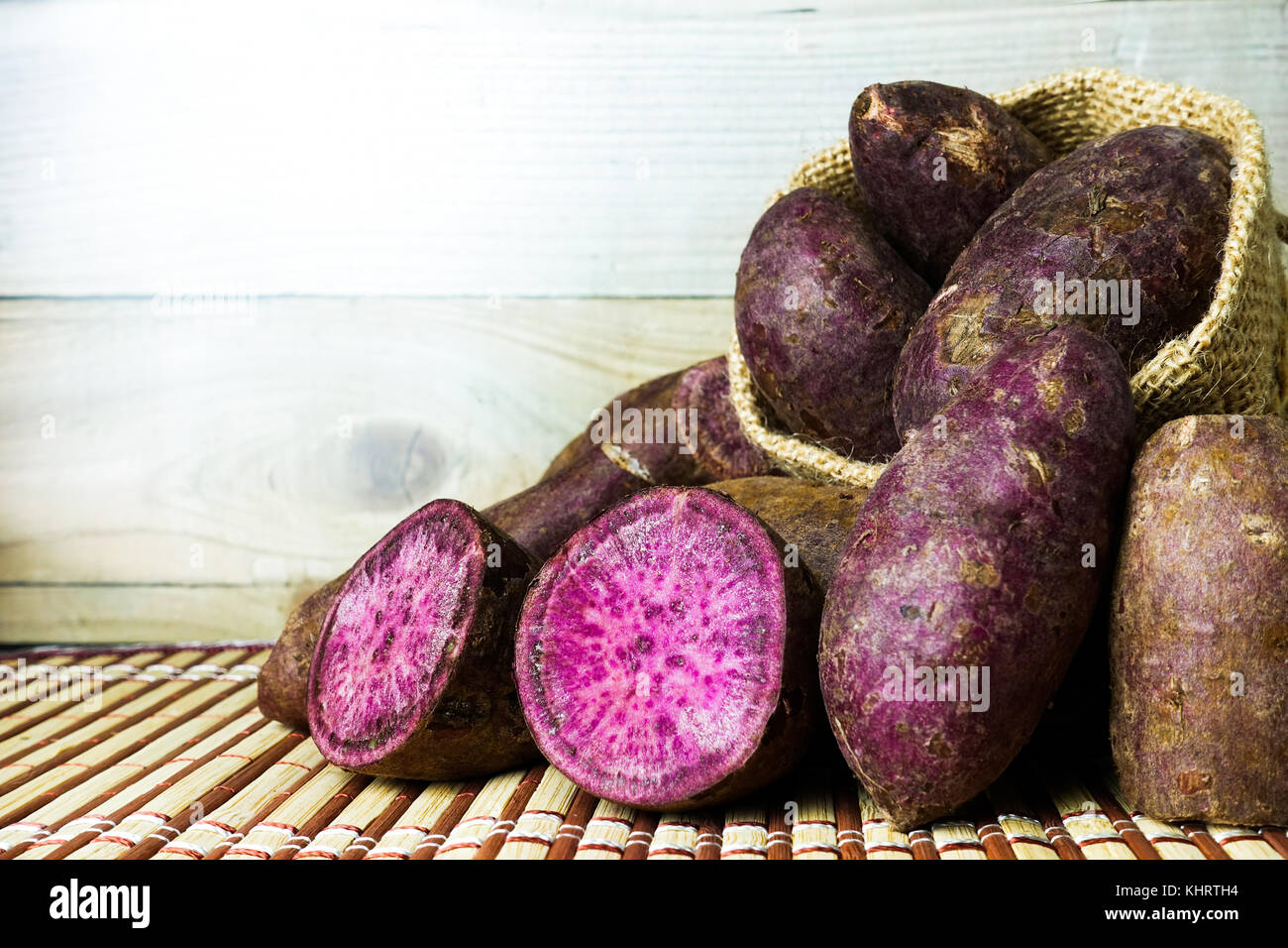 how to cook japanese sweet potato