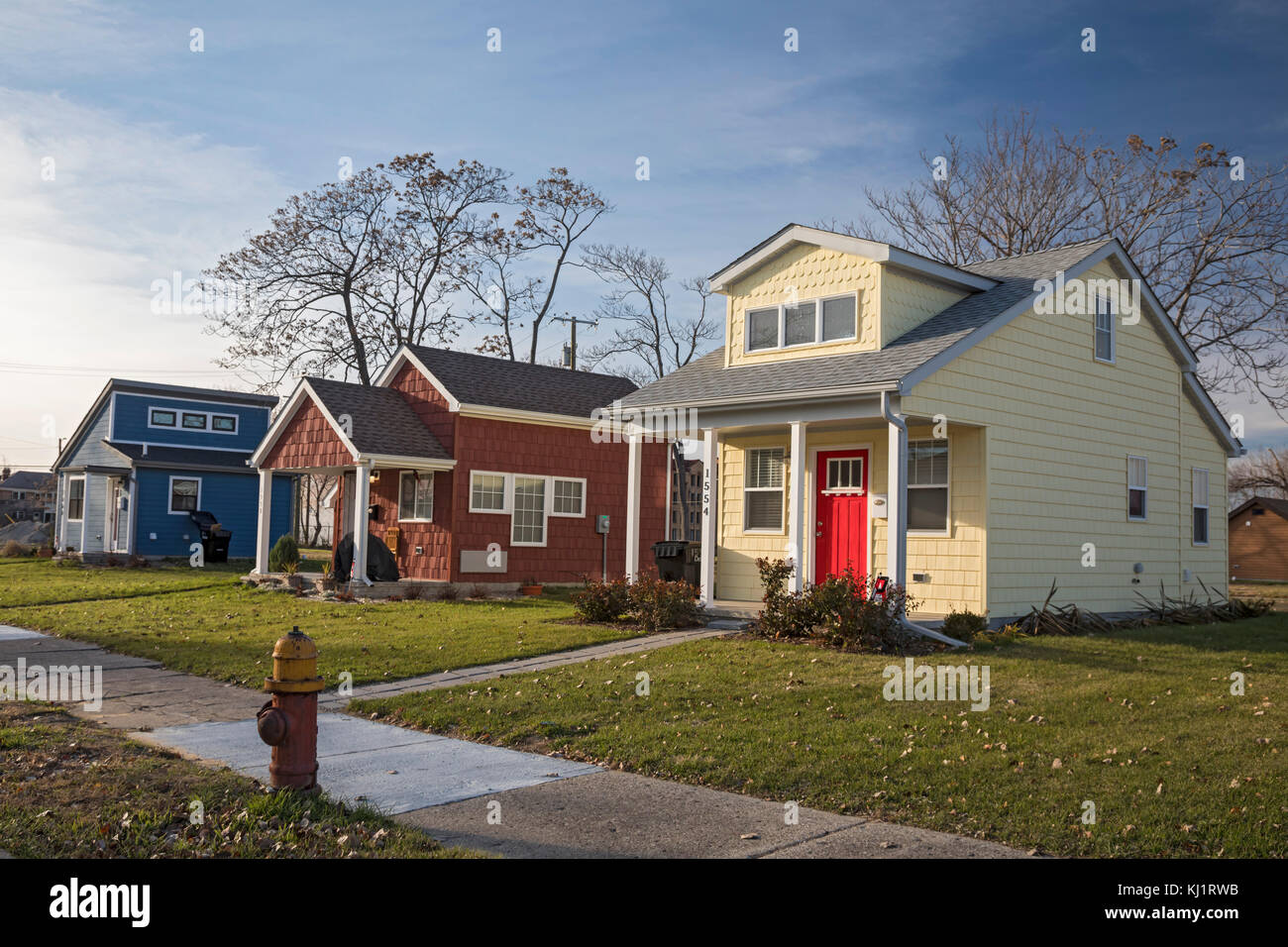 Tiny House Usa Stock Photos Images