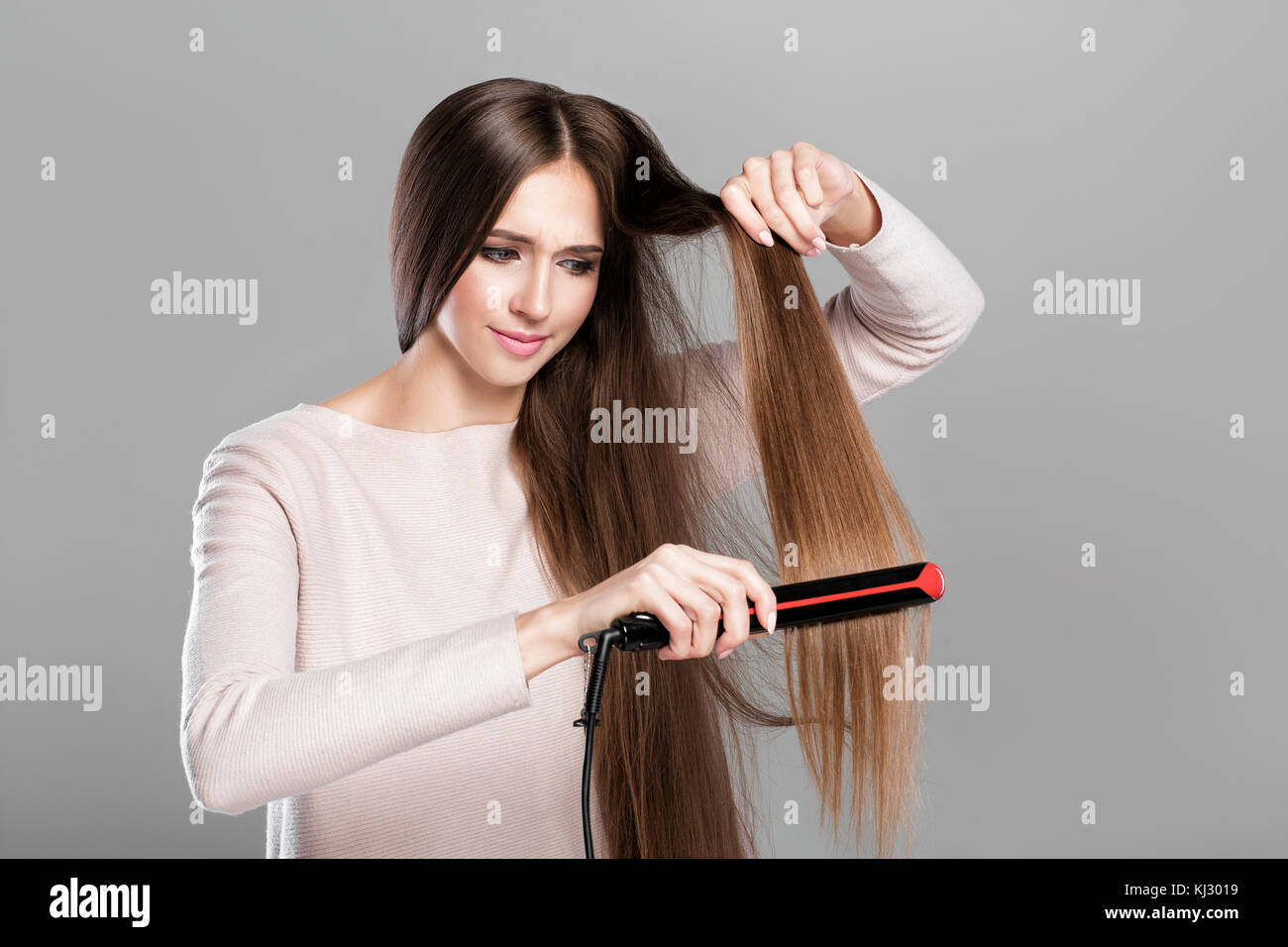 Iron Hair Stock Photos Amp Iron Hair Stock Images Alamy