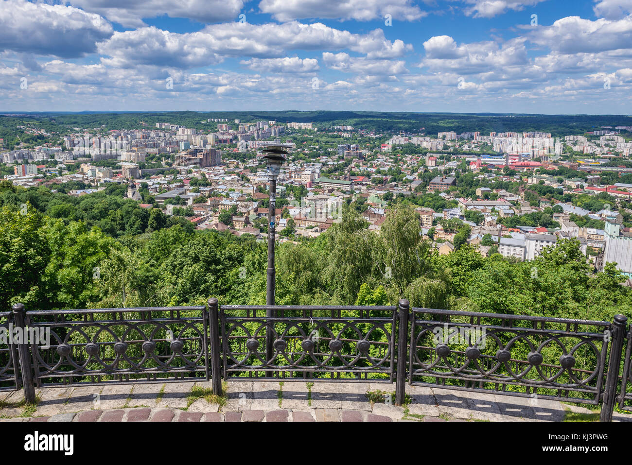 High Castle, Lviv: how to get there, history and interesting facts 25