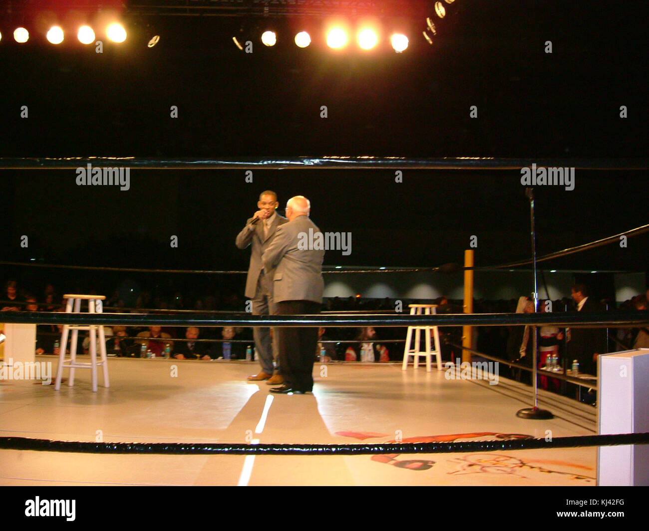 miami december 06 boxer muhammad ali photographed during art