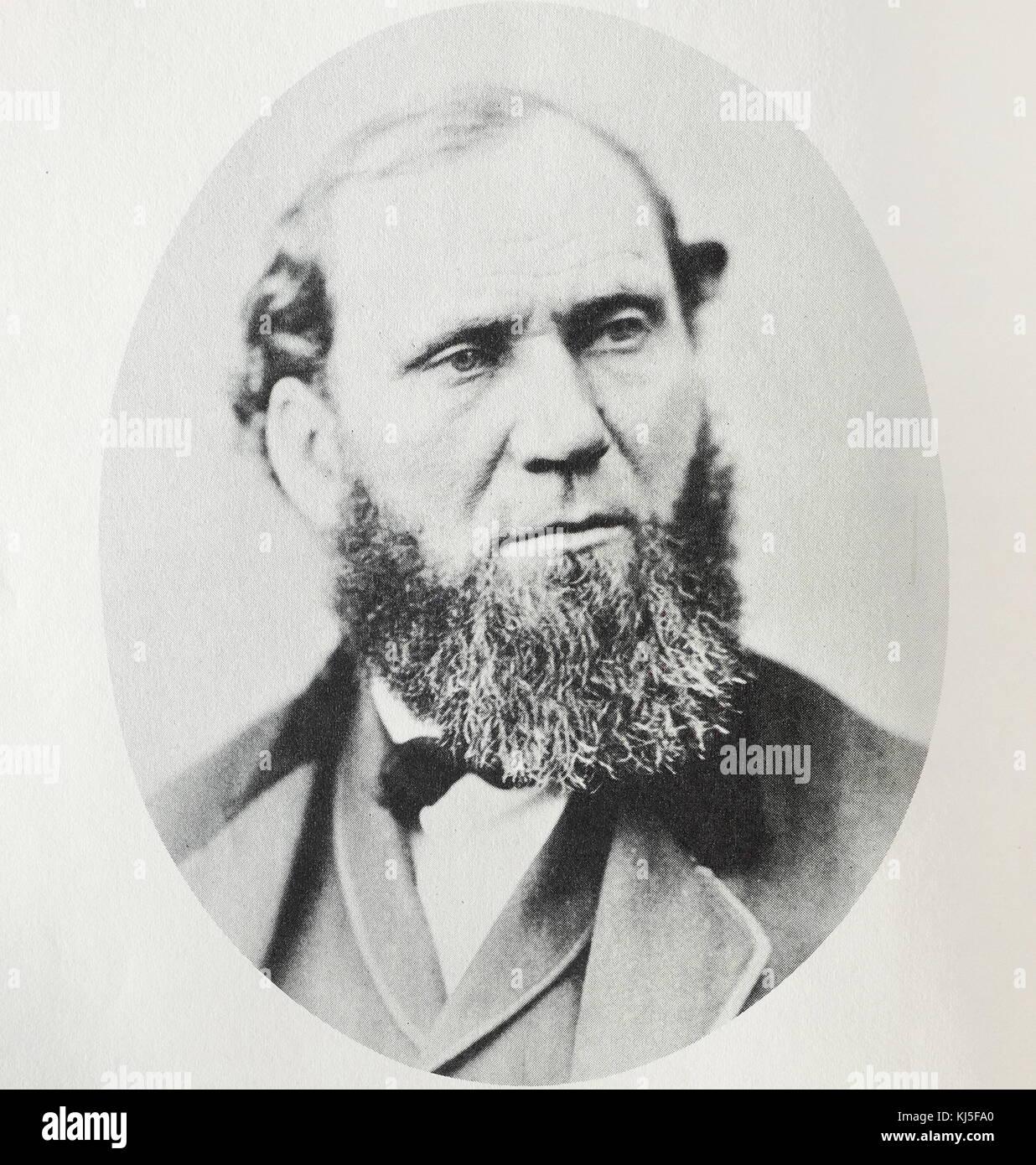 Biography of Allan Pinkerton Essay