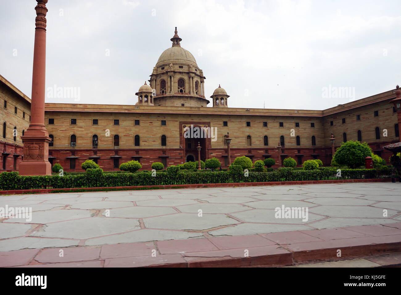 Government buildings new delhi stock photos government buildings new delhi stock images alamy - Cabinet secretariat govt of india ...