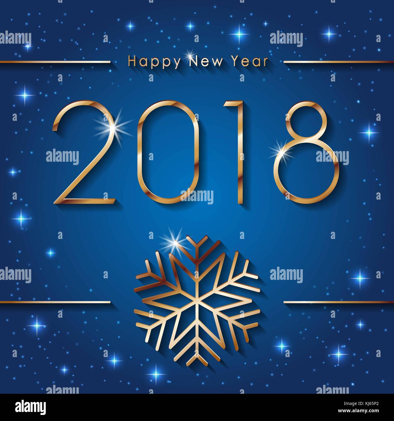 Seasons greetings banner stock photos seasons greetings banner happy new 2018 year seasons greetings banner with golden snowflake colorful winter background kristyandbryce Choice Image