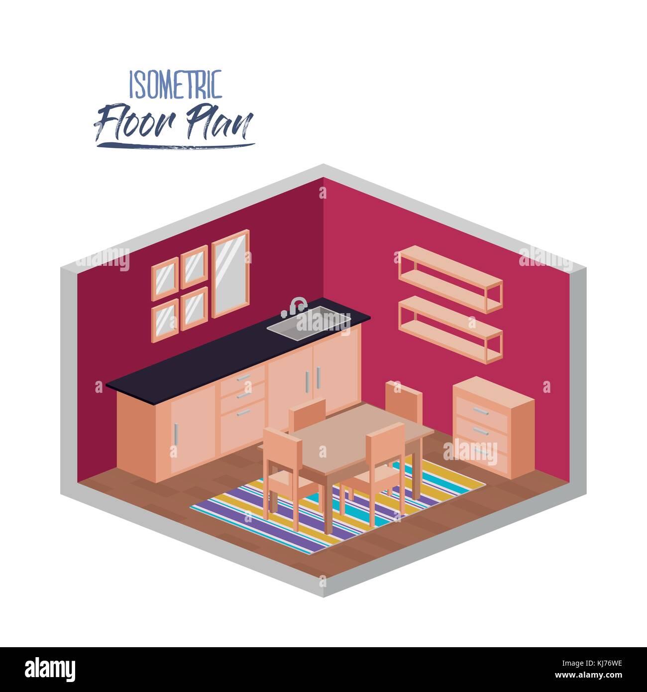 3d Floor Plan Isometric: Carpet Clip Art Stock Photos & Carpet Clip Art Stock