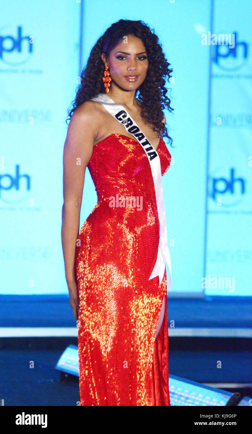 Las Vegas, Nevada, USA. 23rd Nov, 2017. Miss Universe Croatia Stock ...