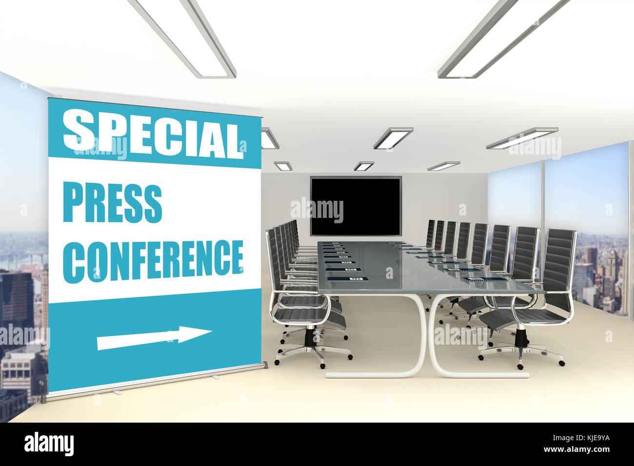 Press Briefing Room Stock Photos & Press Briefing Room ...