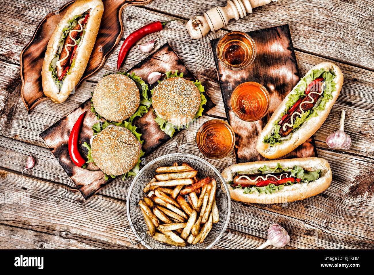 fast food food festival food buffet catering dining eating party