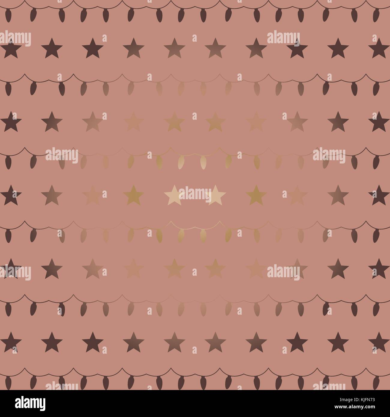 cute pattern for new year and merry christmas themes vector illustration