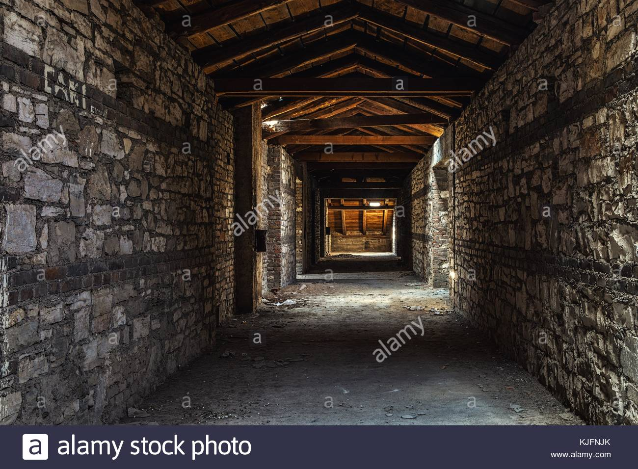 Medieval Stone Wall Background Dusty Stock Photos