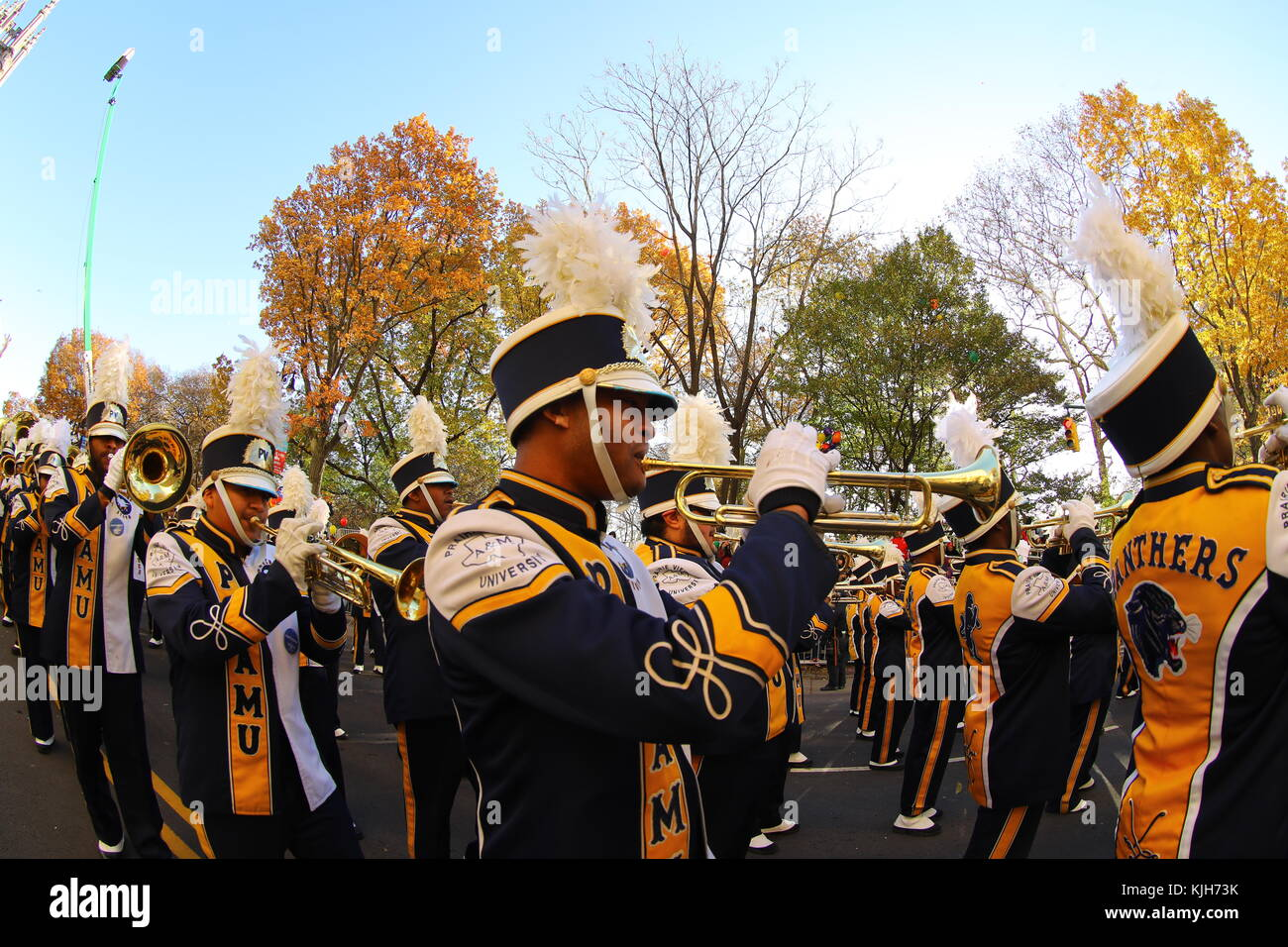 Greetings from texas stock photos greetings from texas stock new york usa 23rd nov 2017 the prairie view am marching storm kristyandbryce Choice Image