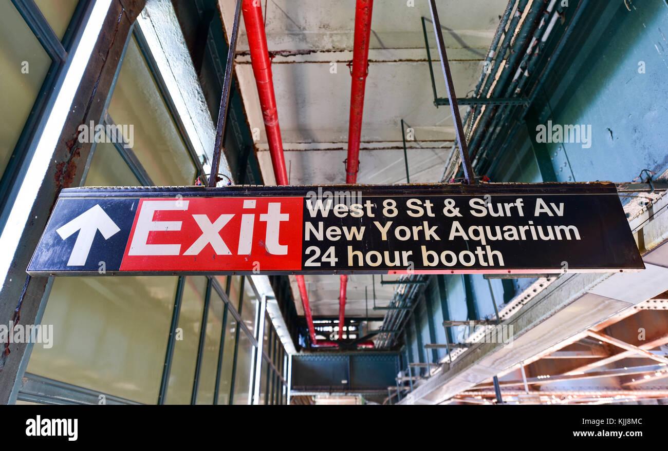 West Th Street Coney Island City Brooklyn