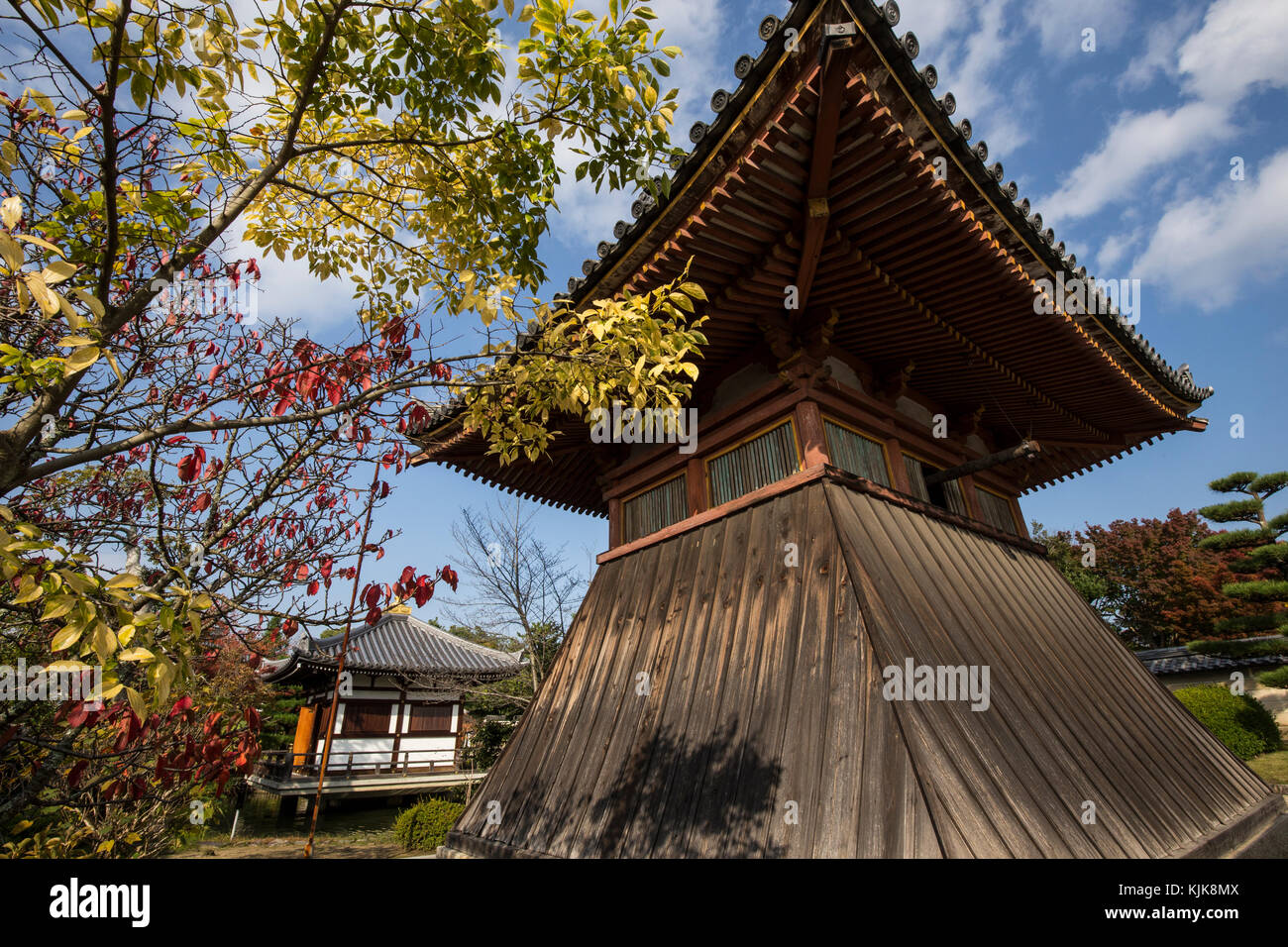 Hokkeji Meisho Garden - Hokkeji dates back over 1250 years to the ...