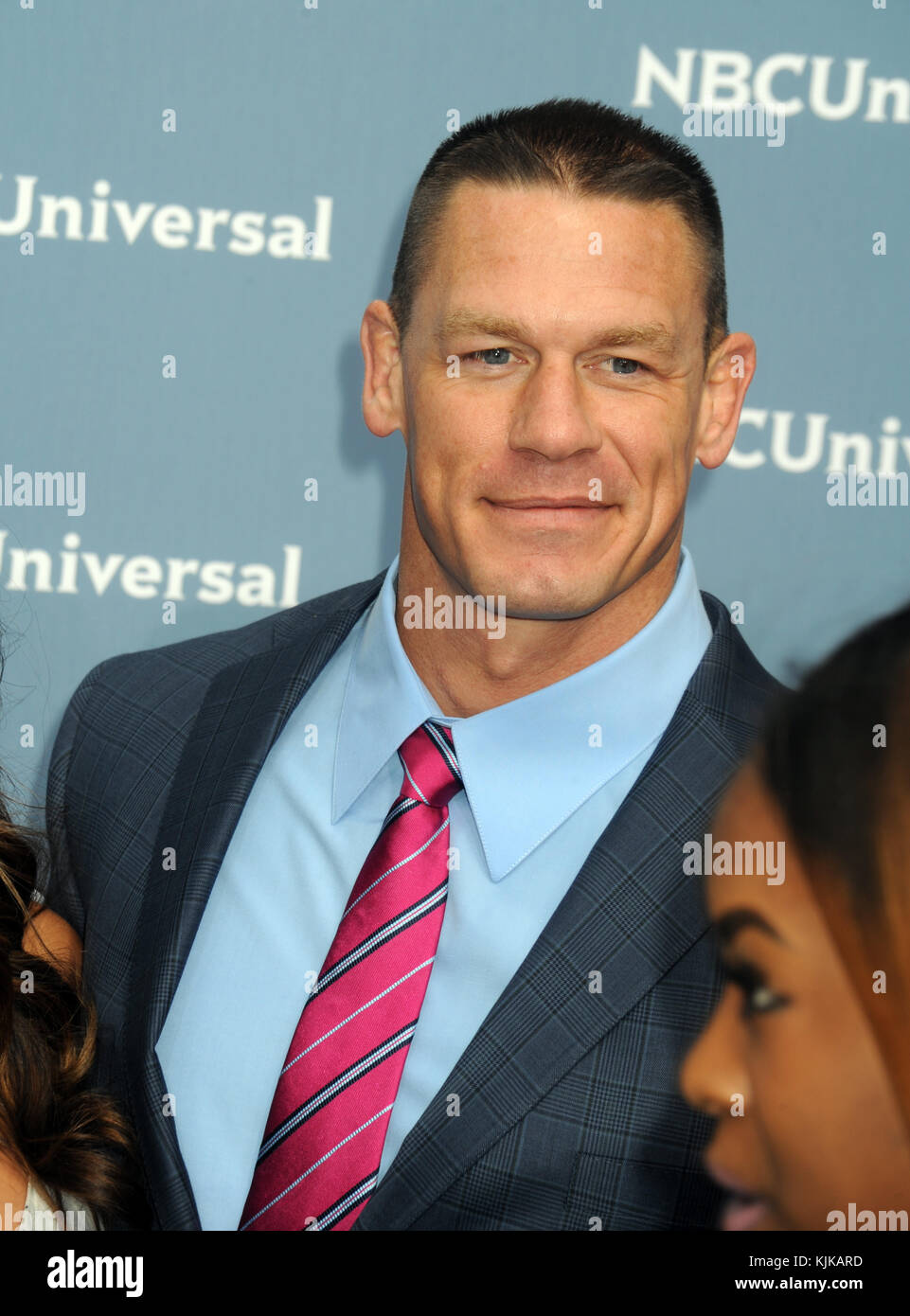 John cena 2016 stock photos john cena 2016 stock images alamy new york ny may 16 john cena attends the nbcuniversal 2016 upfront on kristyandbryce Choice Image