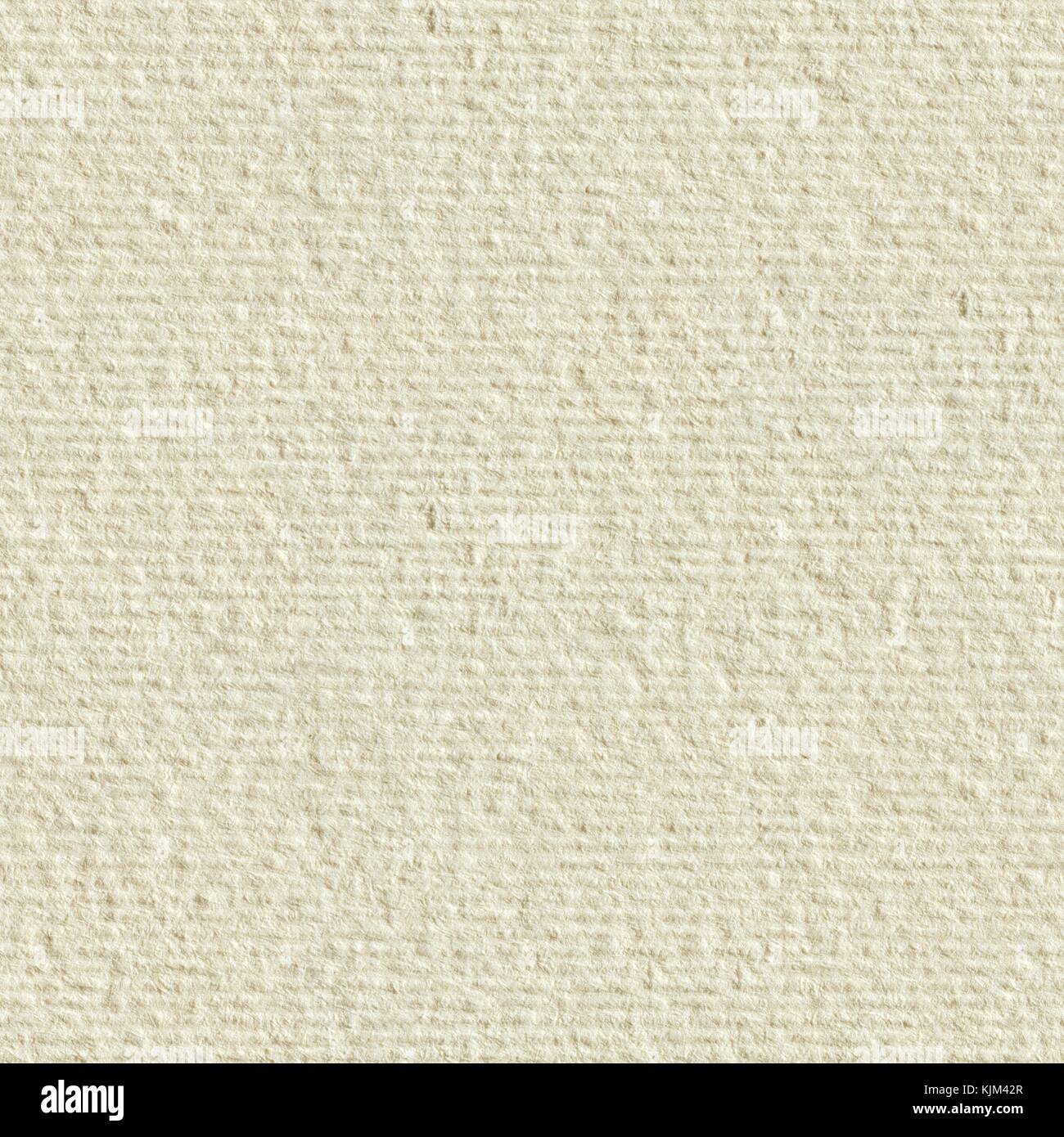 Cream Textured Paper Seamless Square Texture Tile Ready