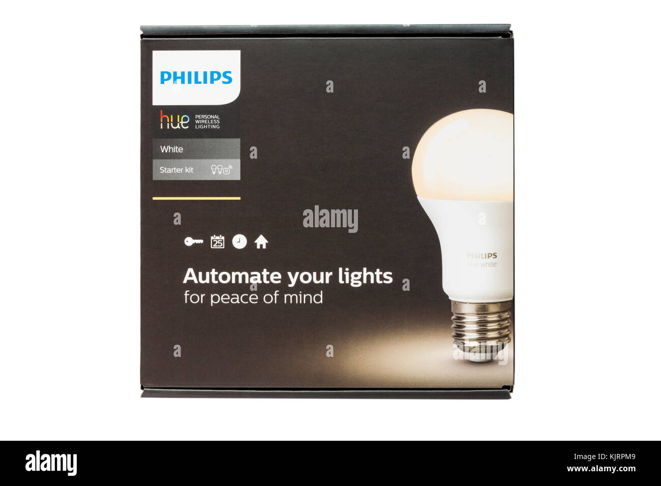Philips cut out stock images pictures alamy philips automate your lights for peace of mind stock image buycottarizona