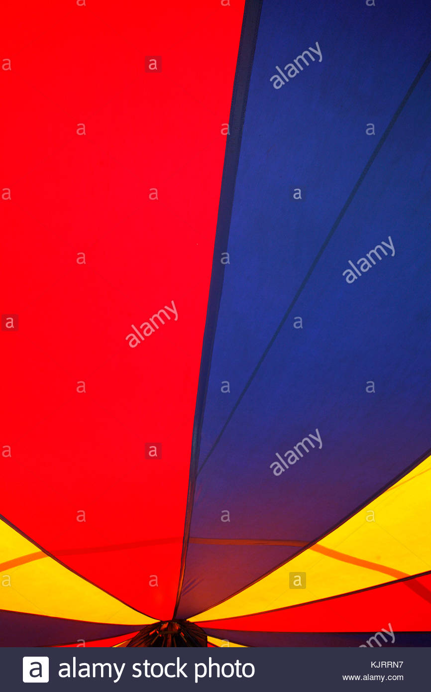 colorful circus tent pattern on a cloth texture - Stock Image  sc 1 st  Alamy & Circus Tent Inside Stock Photos u0026 Circus Tent Inside Stock Images ...